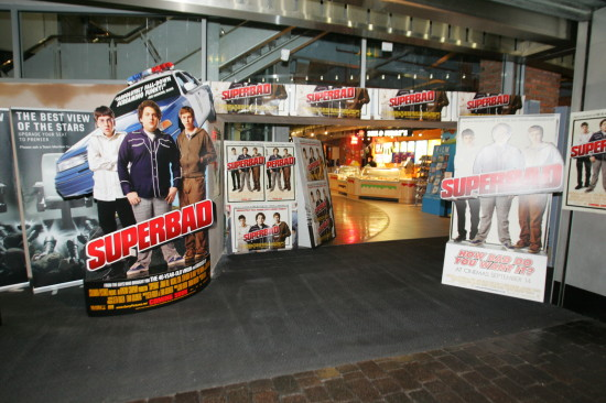 Superbad Manchester Premier. 06/09/07 