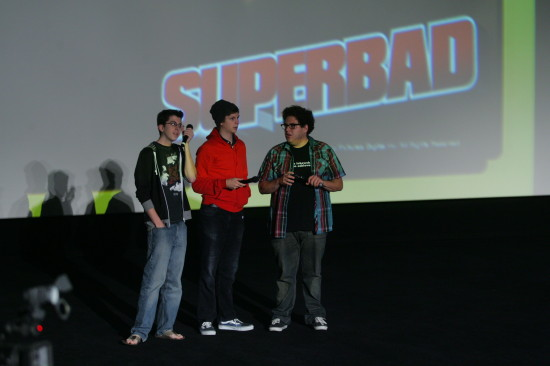 Superbad Manchester Premier. 06/09/07 Image by Nathan Cox 07768 445 021